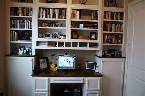 built in desk and bookshelves amazing bookcase with built in desk built in desk ideas