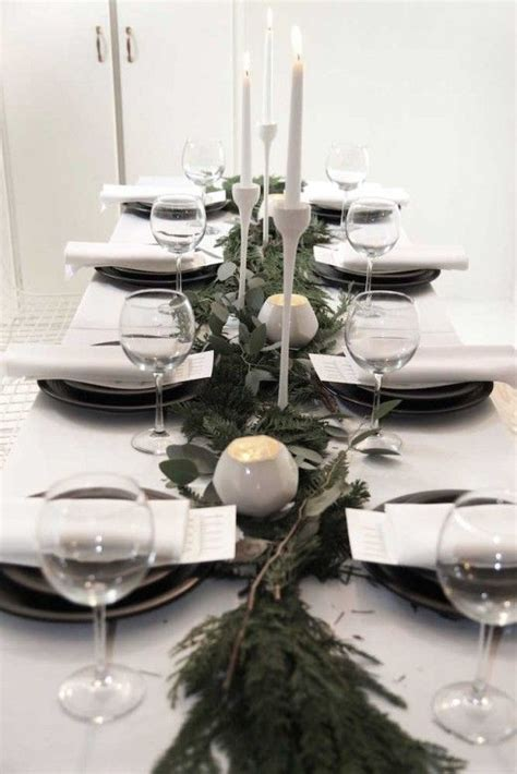 chic modern christmas decor ideas digsdigs