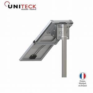 Fixation Panneau Solaire : unifix 100s support sp cial signalisation uniteck ~ Dallasstarsshop.com Idées de Décoration