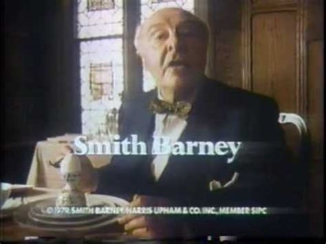 Smith Barney commercial 1979 - YouTube