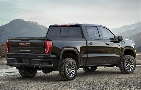 2020 Gmc 2500 Gas 2020 gmc denali hd 2500 manual transmission gas mileage
