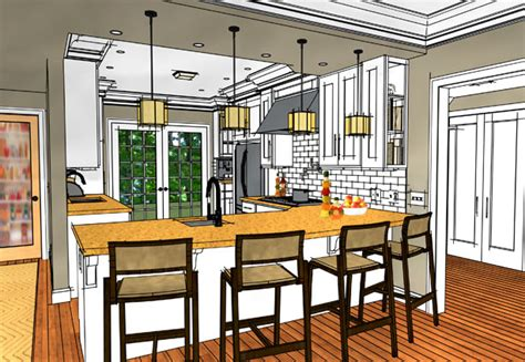 architectural kitchen design chief architect interior software for professional 1332