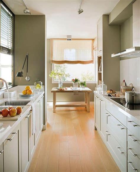 mejores ideas sobre cocina larga  estrecha en