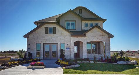 waterford park new home community san antonio
