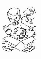 Coloring Boy Pages Baby Printable sketch template
