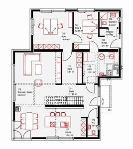 Okal Haus Typ 117 : 529 besten haus grundriss bilder auf pinterest haus grundriss bien zenker und erdgeschoss ~ Orissabook.com Haus und Dekorationen