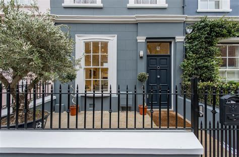 Exquisite House On Portobello Road In The Heart Of Notting