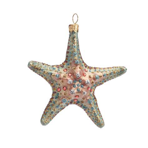 swarovski crystal starfish christmas ornament gump s