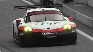 Porsche 911 Rsr 2017 : mid engine porsche 911 rsr 2017 sound accelerations fly bys more youtube ~ Maxctalentgroup.com Avis de Voitures