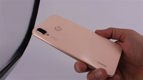 Huawei P20 Lite: Económico, moderno y con cámara doble ...