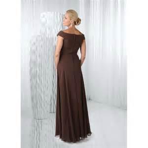 Plus Size Petite Mother of Bride Dress