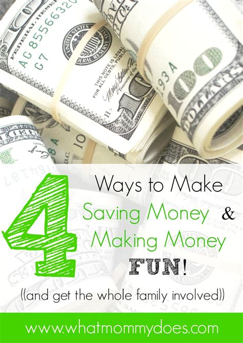 unique ways to use how to make saving money money what does 4