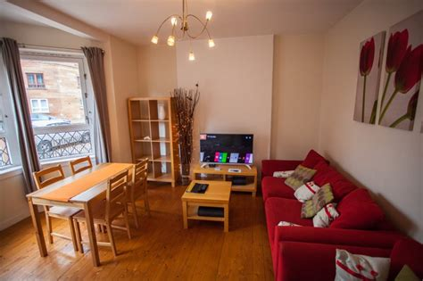 Livingroom Glasgow by 2 Bedroom Scotstoun Apartment Updated 2019