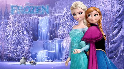 Frozen Disney Wallpapers  Wallpaper Cave