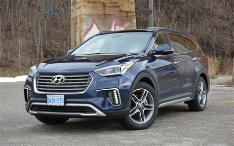 2017 hyundai santa fe xl large in its title not in its drive the car guide
