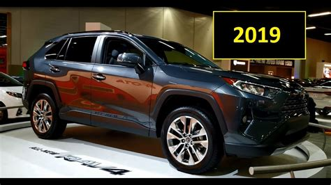 toyota rav limited awd review  features