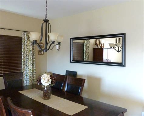 Decorating Small Dining Room With Mirrors
