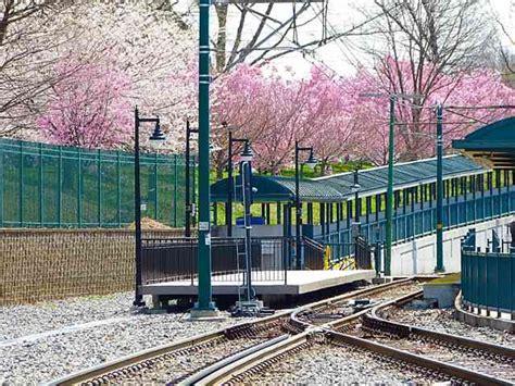 branch brook gardens 桜満開 ニューヨークから小旅行気分ブランチ ブルック パークでお花見 桜祭り new york