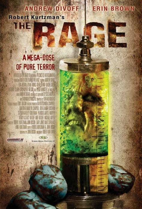 rage 2007 movie movies brown erin horror imdb poster virus crazed scientist monstrous him innocent why woods kurtzman robert actor
