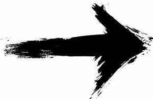 20 Grunge Arrow PNG Transparent
