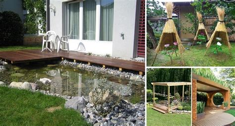 Idejas dārziem 2751-2775   Patio, Outdoor decor, Outdoor