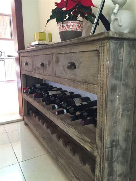 rustic wine rack rustic wine rack home and dec 243 r shops
