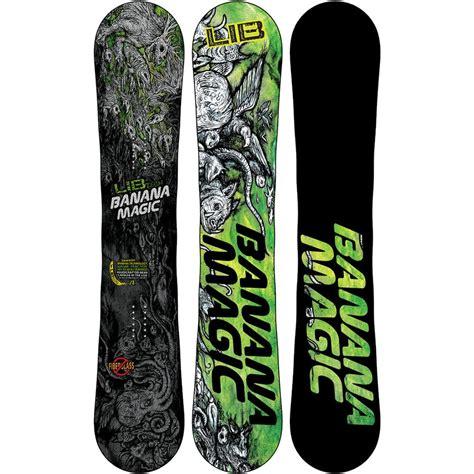 Lib Tech Banana Boat Snowboard Bag by Libtech Banana Magic Wide Snowboard S Glenn