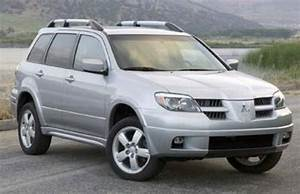 Mitsubishi Outlander Service Repair Manual 2003 2004 2005 2006 Download