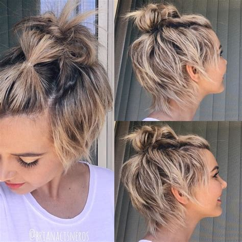Grown Out Pixie Hairstyles by 25 Things Everyone Growing Out A Pixie Cut Should