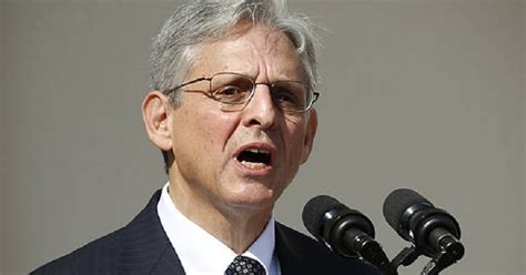 Merrick Garland's Draft Deferments Are Tip Of The Iceburg