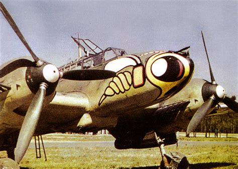 Messerschmitt Bf 110c-2