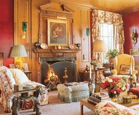 living room english country decor pinterest