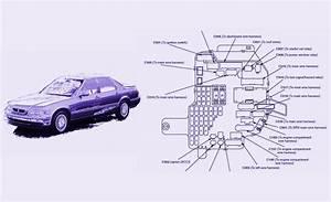 Fuse Box Diagram For 1992 Acura Legend 3 2l