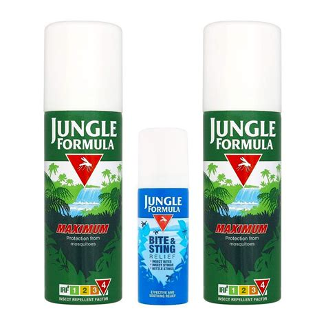 jungle formula insect repellent travel pack mosquito bite