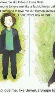 Severus Snape and Lily Potter | Harry Potter | Pinterest ...