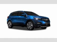 New Vauxhall Grandland X colours at Eden Motor Group
