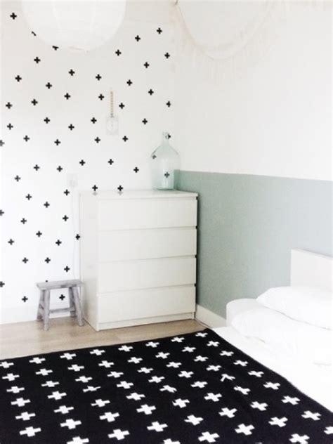 zwart wit hout interieur showhomenl