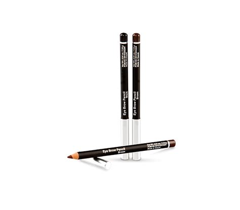 Lt Pro Eye Brow halal cosmetics singapore lt pro eye brow pencil black 1