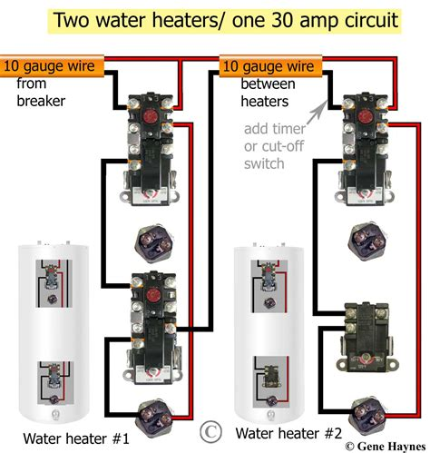 electric heater elements wiring diagram get free image