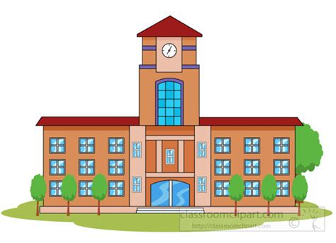 Free Big School Cliparts, Download Free Clip Art, Free ...