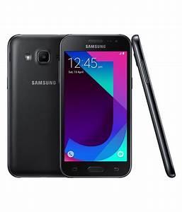 Samsung Samsung Galaxy J2 2017   8gb   1 Gb   Black Mobile
