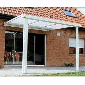 Pergola aluminium 4x4 m, pergola en kit 4x4 m toiture online