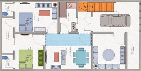 25by 50 plot size lay out plan alijdeveloper floor plan of plot size 25 x 50