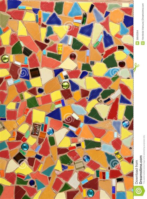ceramic tile mosaic stock photo image 38843264