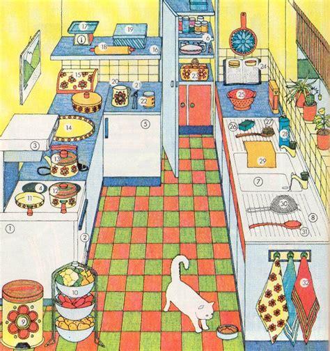 cuisine lexique la cuisine fle lexique de la maison