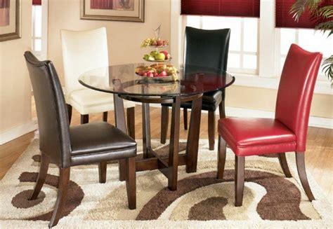 conforama chaise salle à manger 80 idées pour bien choisir la table à manger design