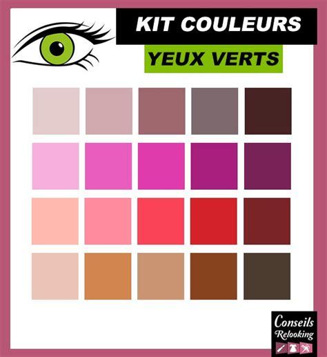 Quelle couleur de maquillage pour les yeux verts ? marie claire