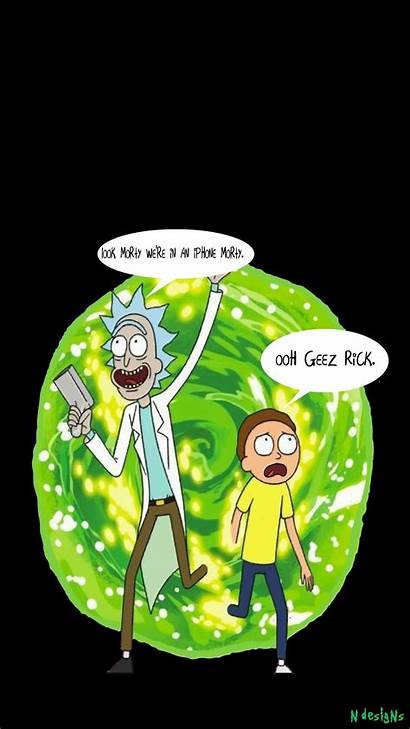 Rick Morty Iphone Wallpapers Phone Backgrounds Palestine