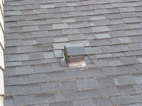 A Dryer Vent Through The Roof Is A Very Dangerous Thing Spray Insulation Under Roof Deck Protection Gaf Repair Ice Dam Prevention Seal Tight Roofing Exteriors Metal Supplies Santa Rosa Ca Estimator Jobs Uk Taxi Sign Stickers Premade Shed Trusses