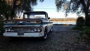 1960 Chevy Apache Big Window Long Bed Lowered Hot Rod